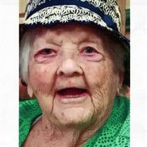 Mrs. Kathleen Lola Floyd Shead