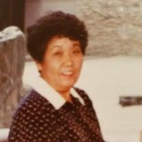 Yuriko Judy Houston