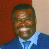 Rev. Scottie Dean Gaston Sr.
