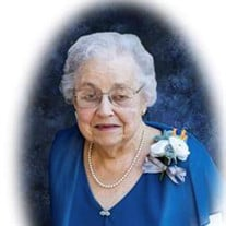 Mrs. Ruth Esther Reed