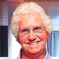 Mary Ann Frances Williams