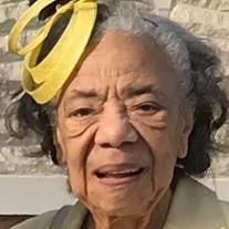 Mrs. Mary Ida Compton-Baughman