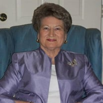 Juanita Warren Benson