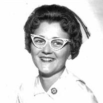 Mary Lou McKnight (Evans)