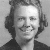 Ruby Alameda Stevens (Howe)