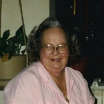 Phyllis Garnet Dazey (Parsons)
