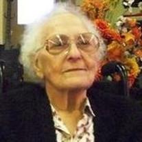 Irene Anna Rossiter