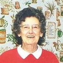 Audrey Rose Burnam