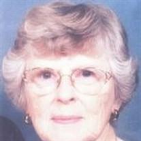 Virginia Jane Travis Straw