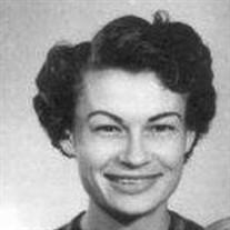 Wilma Jeane Norrington
