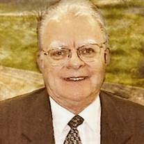 Pastor John E. Crabbe