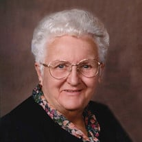 Margaret Leona Hadsall