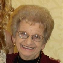 Frances C McNeil