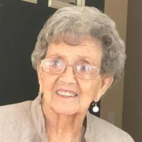 Mrs. Mary Rachel Switzer