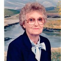 Beulah E. Davis