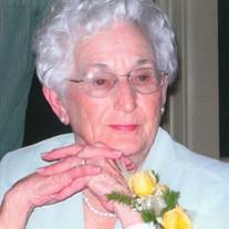 Clita Jean Faulkner