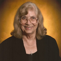 Frances Pearl Thurman