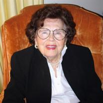 Mrs. Elizabeth Pratt-Hutcherson
