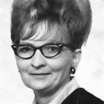 Arlene Mecham Widdison Chandler