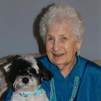 Evelyn Virginia Miller