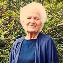 Dorothy Lousie Grappe Dans