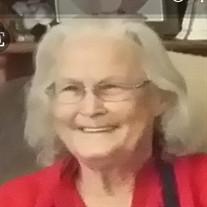 Mrs. Ada Lewis  Bethea Cox
