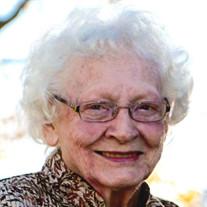 Ruth Ann Schoffner