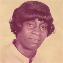 Mrs. Ruth D. Stephenson