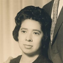 Amelia Carrillo Bolanos