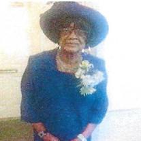 Mrs. Rosanna Horne Smith