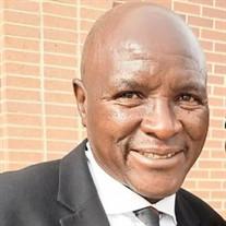 Alphonse Katshetshe Mwamba