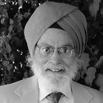 Dr. Harbans Singh Bhola