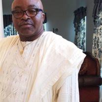 Ajiyosola Olaoluwa Ibironke  Solomon