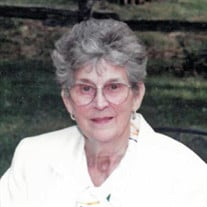 Mrs. Naomi Cline Thompson