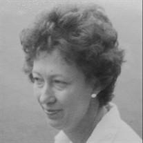 Mrs. Edith Stearns
