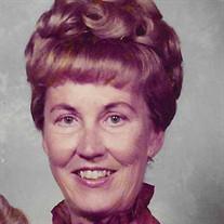 Sylvia Gentry McClamrock Kennedy
