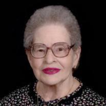 Betty Drusilla Morgan
