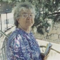 Mrs. Violet L. Rowe
