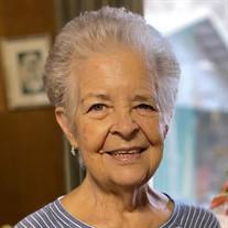 Gertude Elaine Hanes Mathews