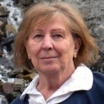 Shirley Ann Cluff Harris