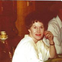 Elsie Rebecca Vause Matthews