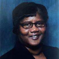 Mrs. Dorothy Marie White-June