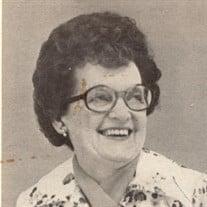 Marcella (Vizina) Fahlgren