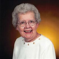 "Mildred Jacquelyn ""Jackie"" Farner"