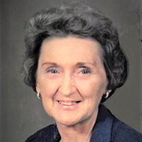 Jeanne Evelyn Burdine Griffin