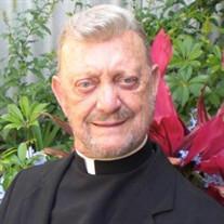 Rev. Msgr. Joseph Anthony Luminais