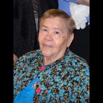 Mrs Margarita Gonzalez