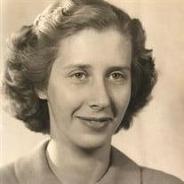"""Geraldine """"Gerry"""" Morris-Harriger"""