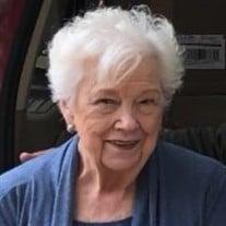 Patricia Josephine Hutson Barker