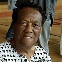 Mrs. Josie Mae Brooks Anderson